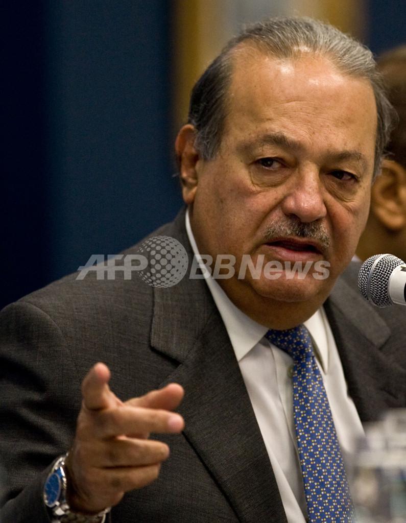 メキシコ人大富豪がホンダを救済へ