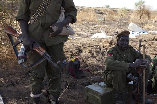 南スーダン、停戦後も戦闘 内戦終結の希望遠のく