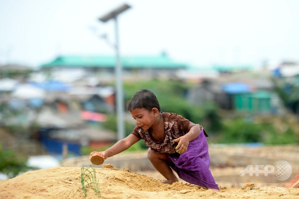 ミャンマーの少数民族ロヒンギャに「ジェノサイドの深刻なリスク」 国連調査団