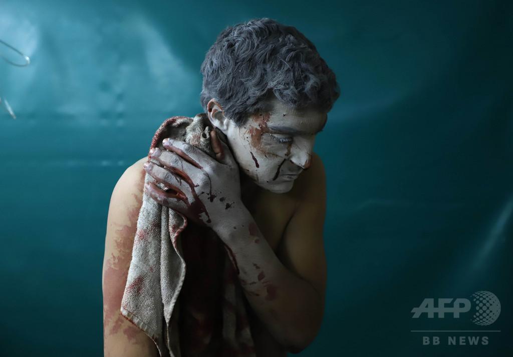 【AFP記者コラム】シリア取材の裏側で