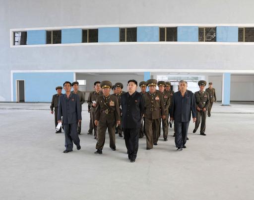 北朝鮮、憲法修正で「核保有国」初めて明記