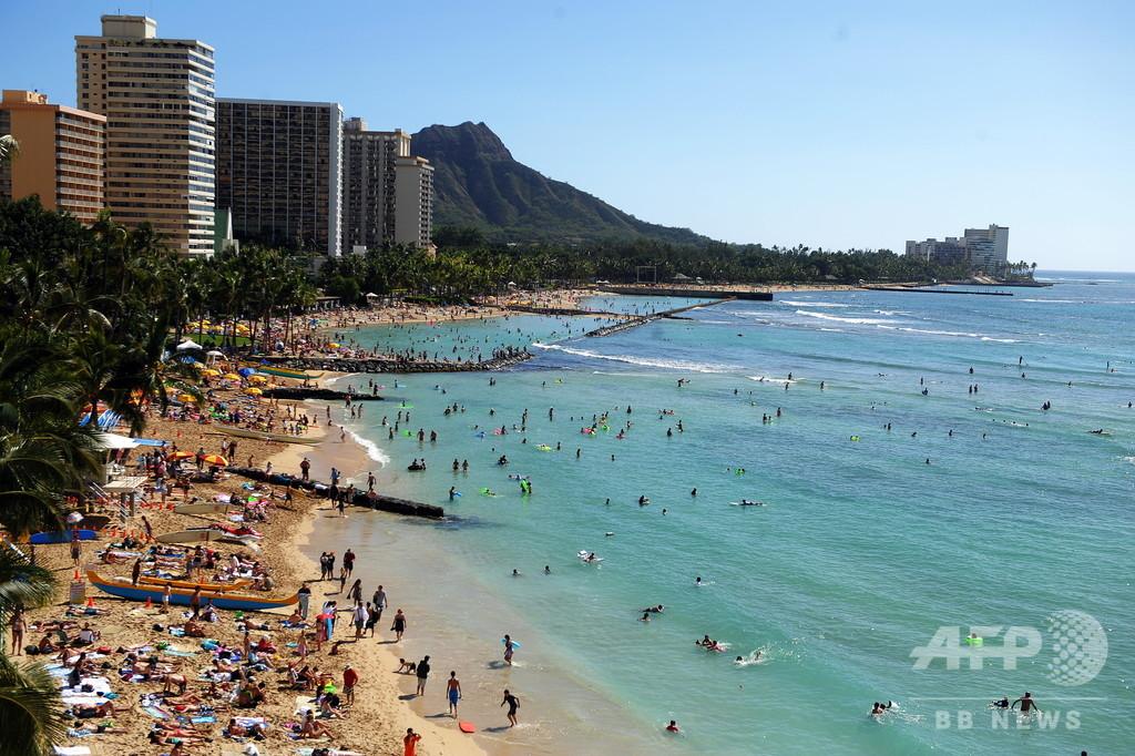 米ハワイ州、マリフアナ少量所持を非犯罪化へ 来年1月施行