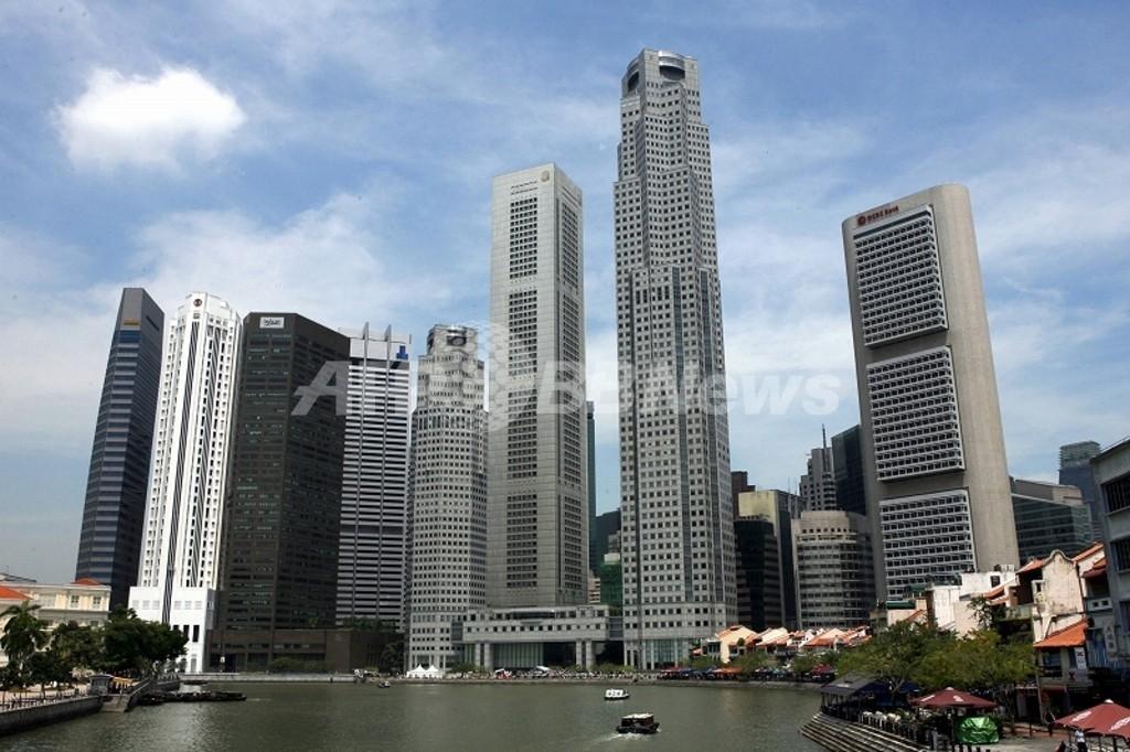 アジア人が世界一暮らしやすい都市はシンガポール