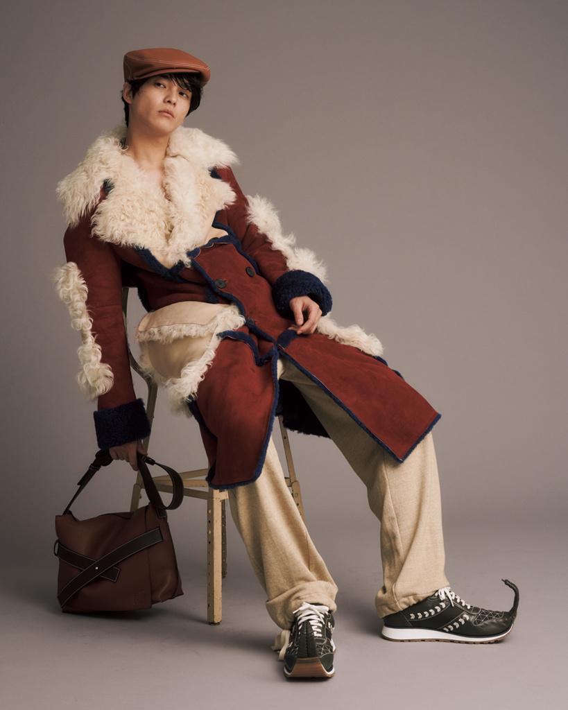 New Gender/ファッションに境界線はない!シンクロする美意識