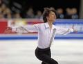 町田がSP首位、連覇に向け好発進 スケート・アメリカ