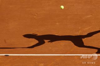 プロテニスで八百長、犯罪グループなど大量摘発 スペイン