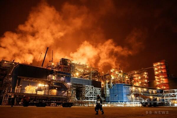 ロシア北極圏「ヤマルLNG」初出荷、LNGでも輸出世界一狙う