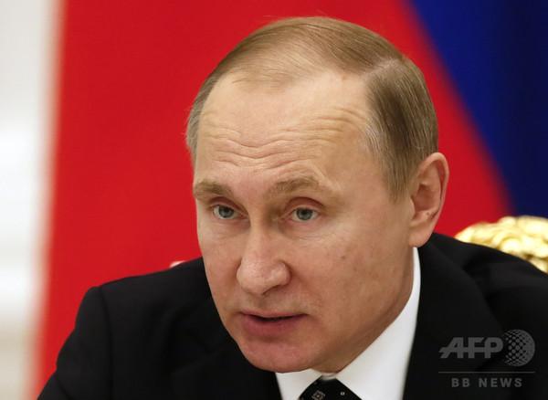 プーチン露大統領は「汚職そのもの」、米政府高官