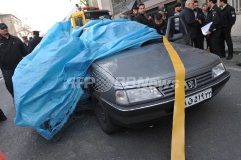 イラン核科学者が爆弾攻撃で死亡、政府「イスラエルと米国の仕業」