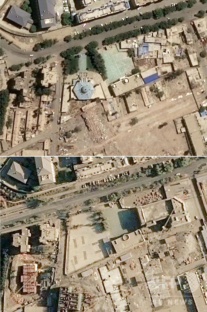 次々取り壊されるモスク、新疆で進むイスラム教の「中国化」