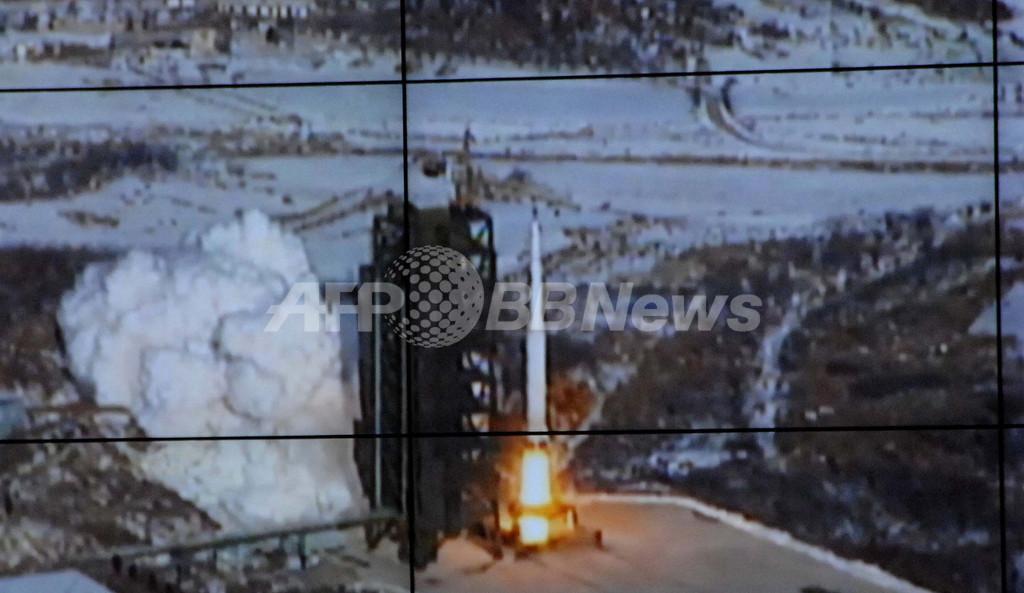 北朝鮮のロケット打ち上げを非難、対応めぐり協議続ける 国連安保理