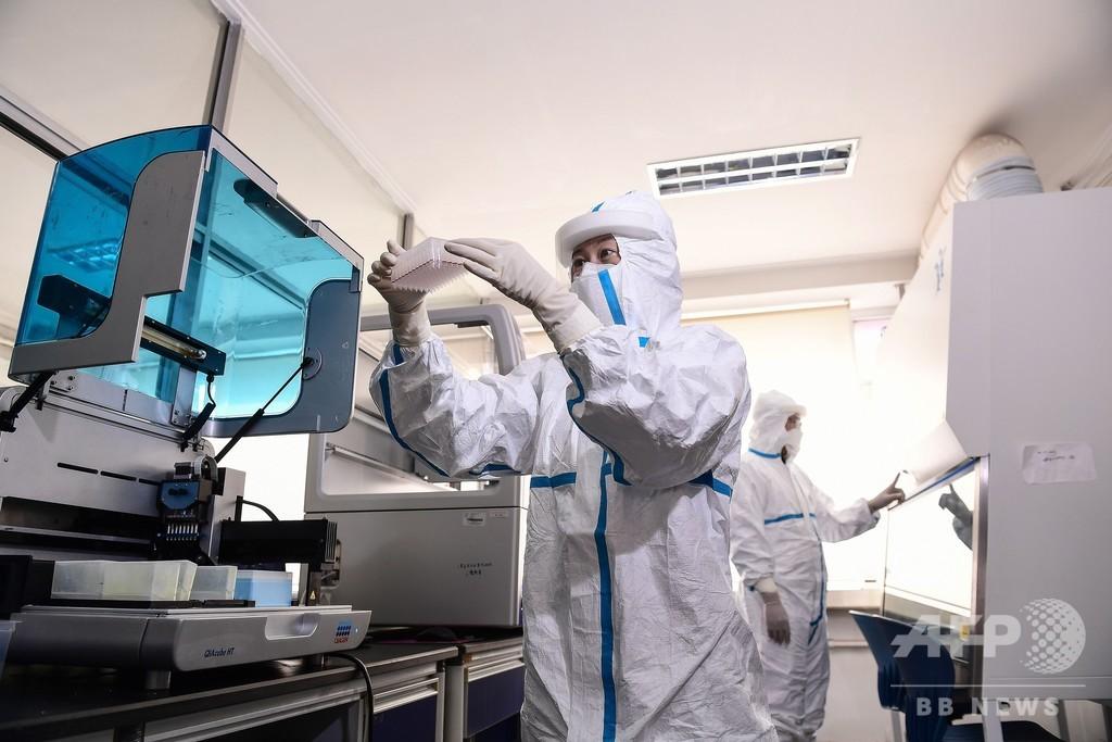 湖北省の新型ウイルス死者、1日で242人増 感染者も1万4840人増