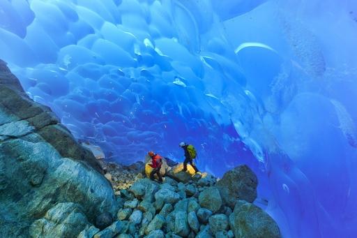 厳しい自然が生んだ絶景、チリ・マドレデディオス島