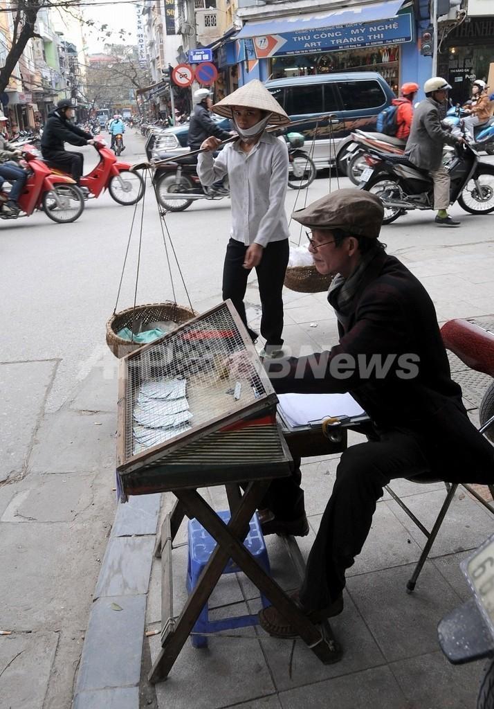 生活苦の97歳男性、宝くじで3600万円当選 ベトナム