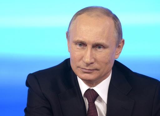 アラスカは併合するには「寒すぎる」、プーチン大統領が冗談