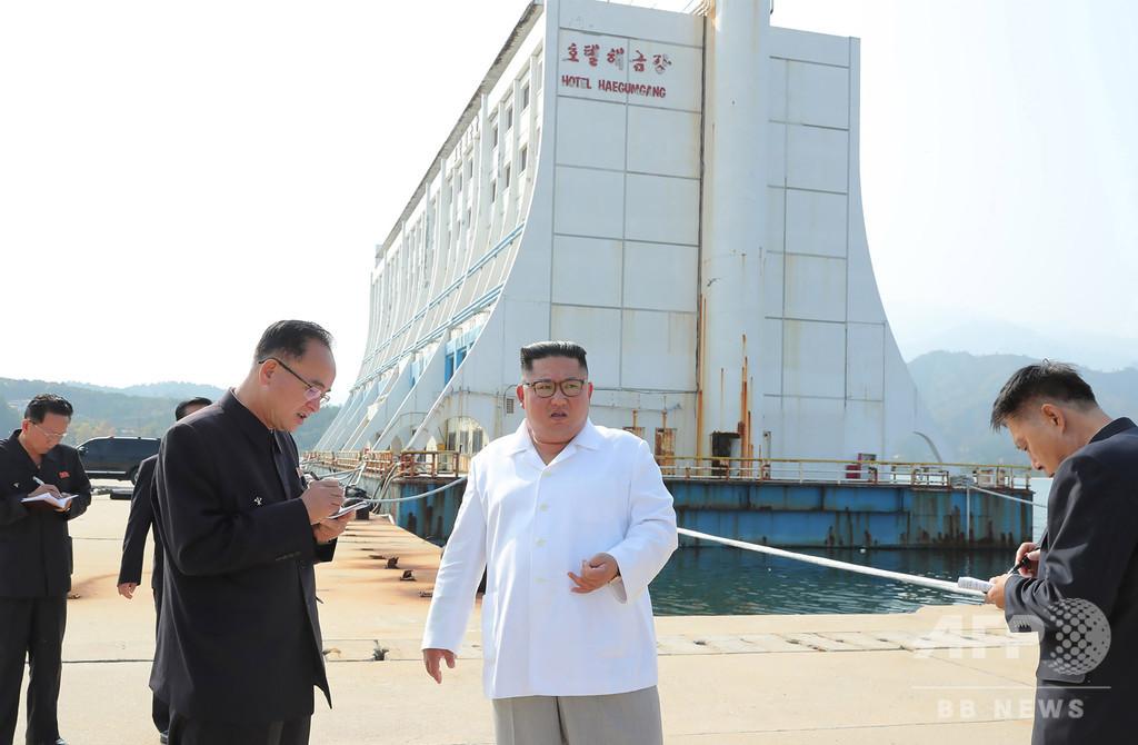 北朝鮮、韓国との実務協議拒否 金剛山観光施設めぐり