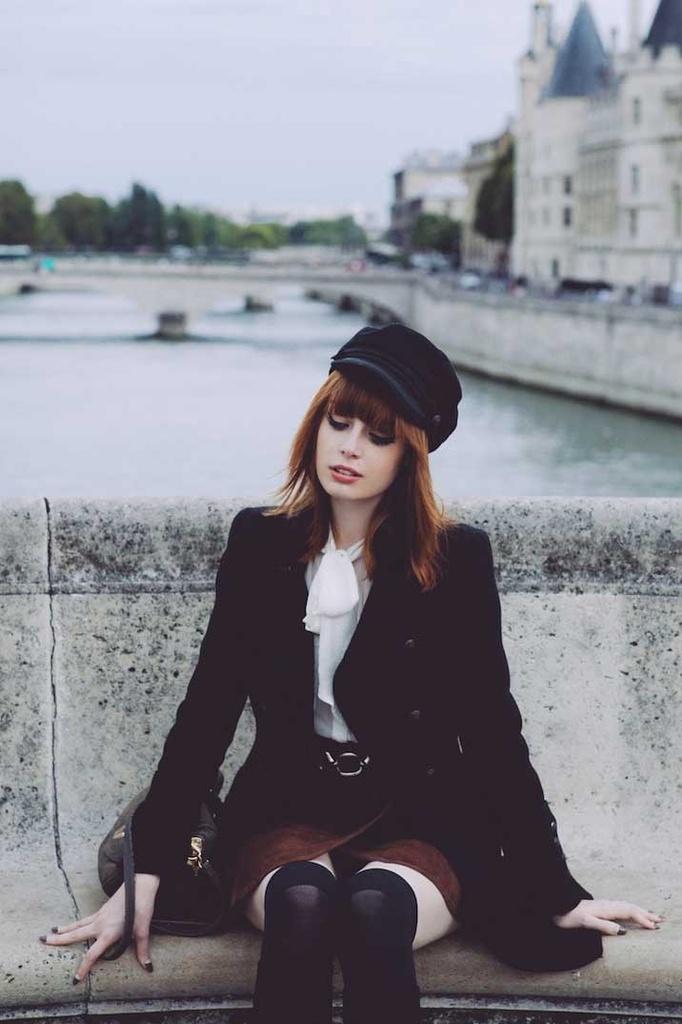 「コントワー・デ・コトニエ」大好きファッションブロガー、ルイーズ・エベルのおしゃれトーク/Vol.2「私の大好きな60年代スタイル」