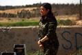 ラッカ奪還戦、数千人の部隊を率いたクルド女性司令官