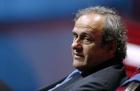 UEFAのプラティニ会長、FIFA会長選は不出馬の意向