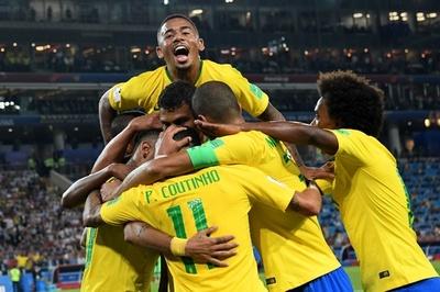 ブラジルがグループ首位通過、ベスト16ではメキシコと対戦