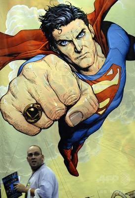 スーパーマン初登場のコミックがネット競売へ、数億円で落札か