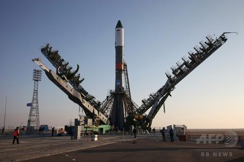 ロシア補給船、大気圏で焼失 ISSへの打ち上げ失敗
