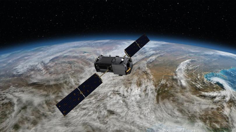 炭素排出量の急増、NASA衛星で検出 論文
