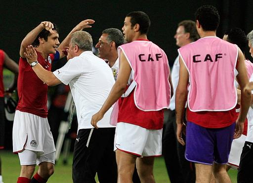 エジプトとナイジェリアが準決勝進出、アフリカ・ネイションズカップ
