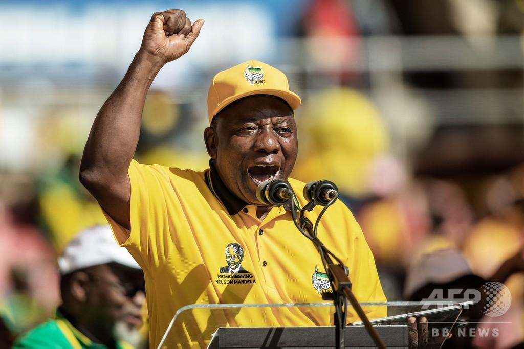 南アフリカで総選挙始まる、逆風も与党勝利か