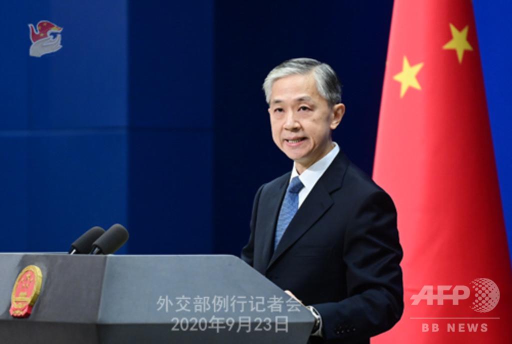 米大統領の国連一般討論演説に反発 中国外交部
