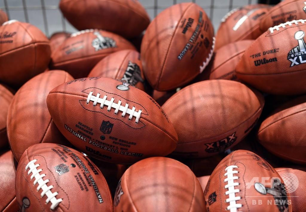 NFLジャイアンツ指名選手、ドラフト数時間後に撃たれる 同僚は死亡