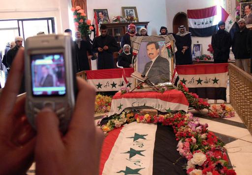 フセイン元大統領の死刑映像、またもや配信される - イラク