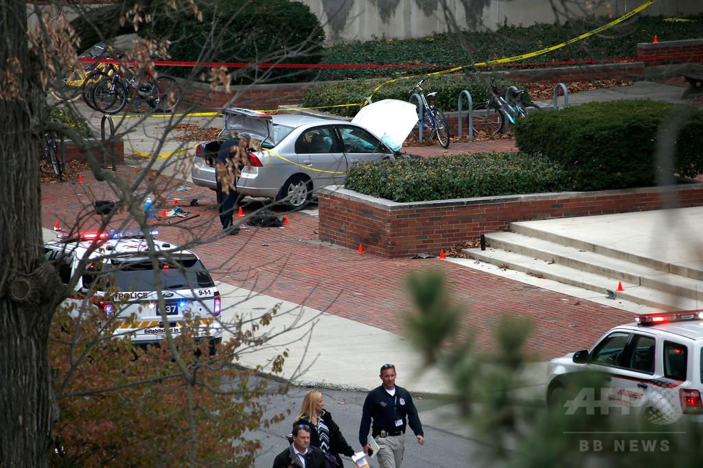 オハイオ州立大襲撃、ソマリア系学生の犯行か テロ視野に捜査