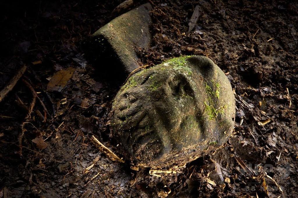 失われた「猿神の都市」、ホンジュラスの密林で発見