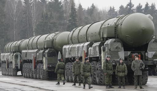 ロシア、ICBM発射実験 欧米諸国との緊張高まる
