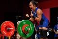 フィリピン、五輪初の金メダル 重量挙げ女子55キロ