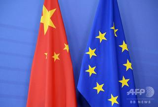 EUが対アジア新戦略立ち上げへ、中国の「一帯一路」に対抗