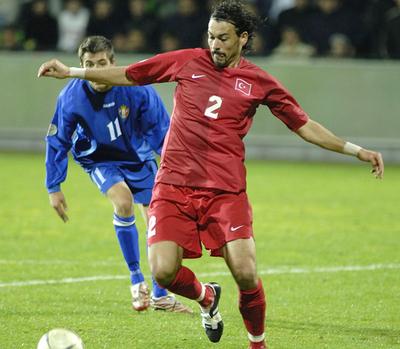 <サッカー 欧州選手権2008・予選>トルコ アウェーでモルドバと引き分ける