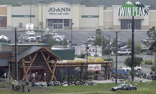 米テキサスの暴走族乱闘、メンバー170人を逮捕