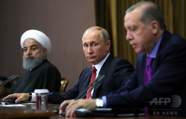 プーチンは我慢できるか、怖い2018年のロシア