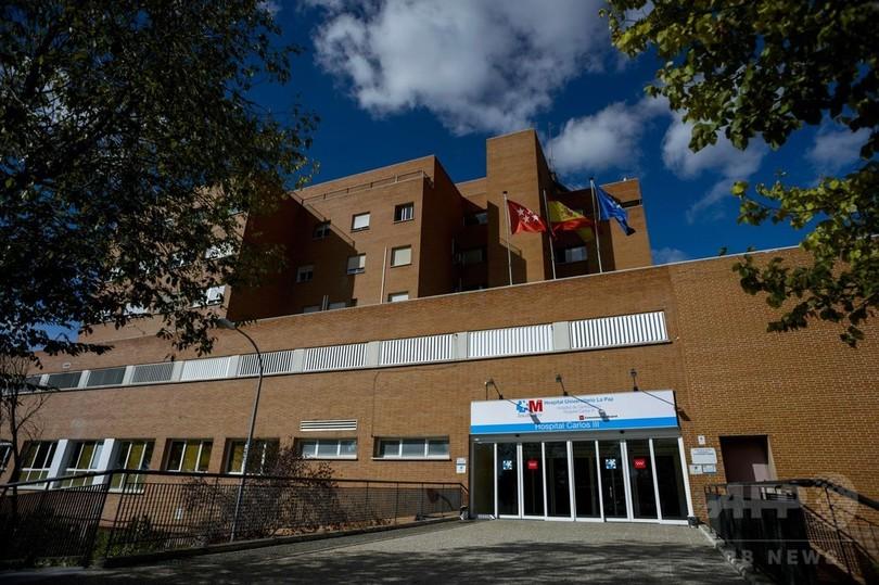 スペイン、エボラ感染看護師の夫ら3人も隔離 欧州に危機感