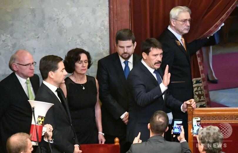 ハンガリーの「奴隷法」成立、続...