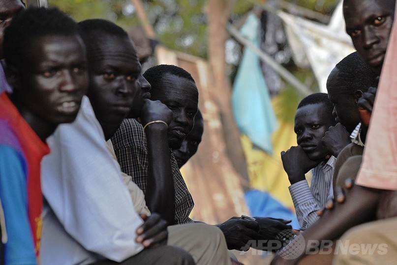 特定民族の大量殺害やレイプ横行か、戦闘続く南スーダン