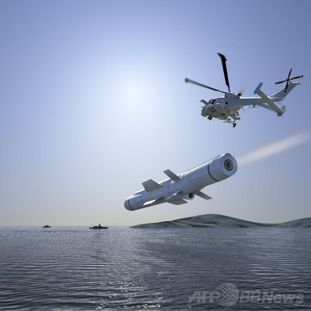 英仏が対艦ミサイルを共同開発、...