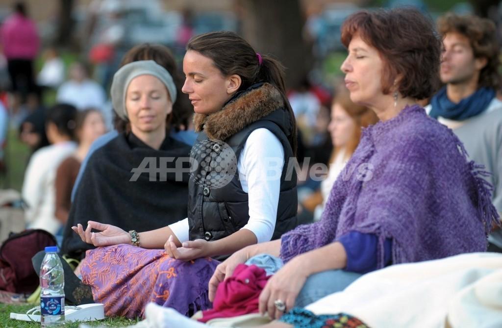 中国の瞑想術は脳を活性化、研究結果
