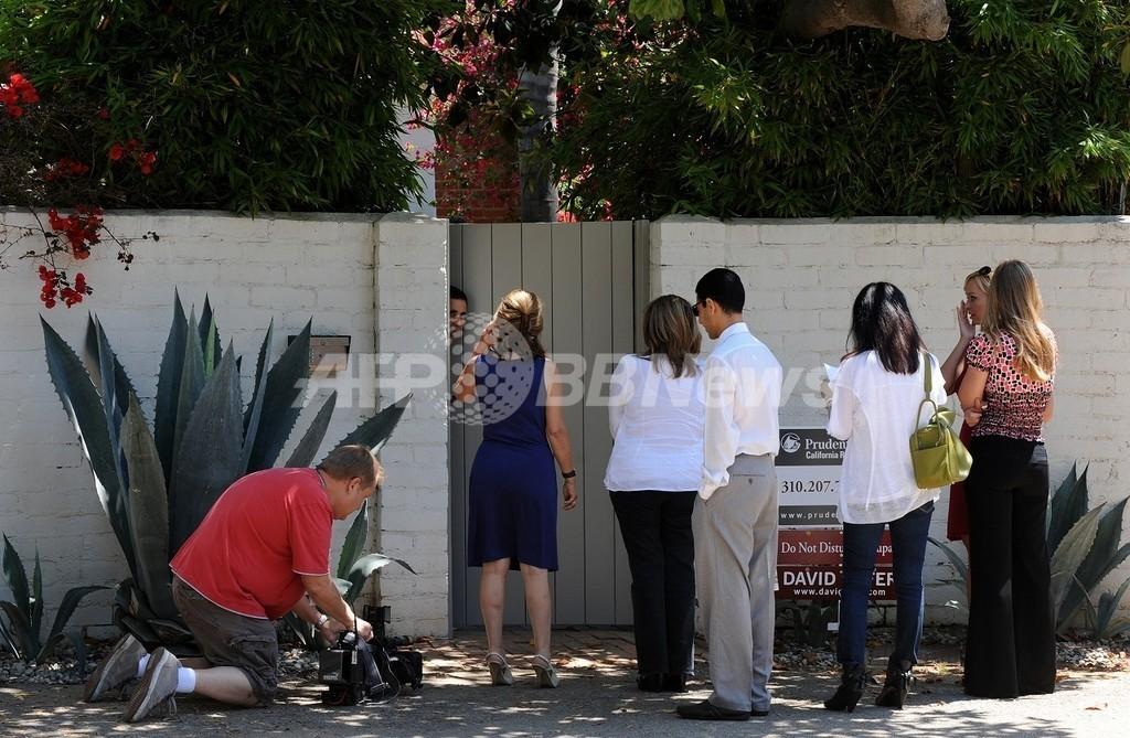 マリリン・モンローが暮らした最後の家、約3億円で販売中