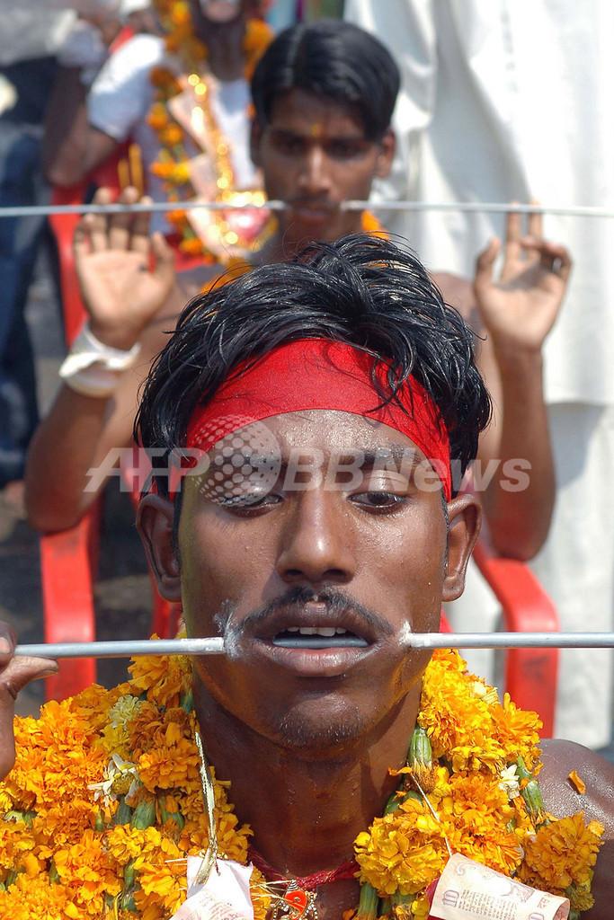 インド・アムリツァルのちょっと過激な祭典