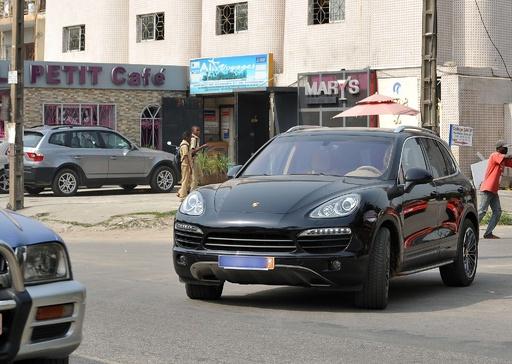 アフリカの富裕層拡大が生んだ高級車市場