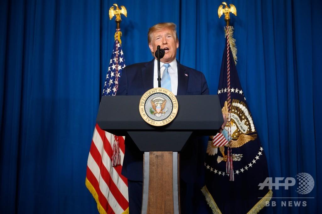 イラン司令官殺害、米政界の分断露呈 民主党指導部に事前通告なし