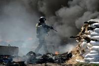 ロシア軍機がウクライナに領空侵犯、米国防総省